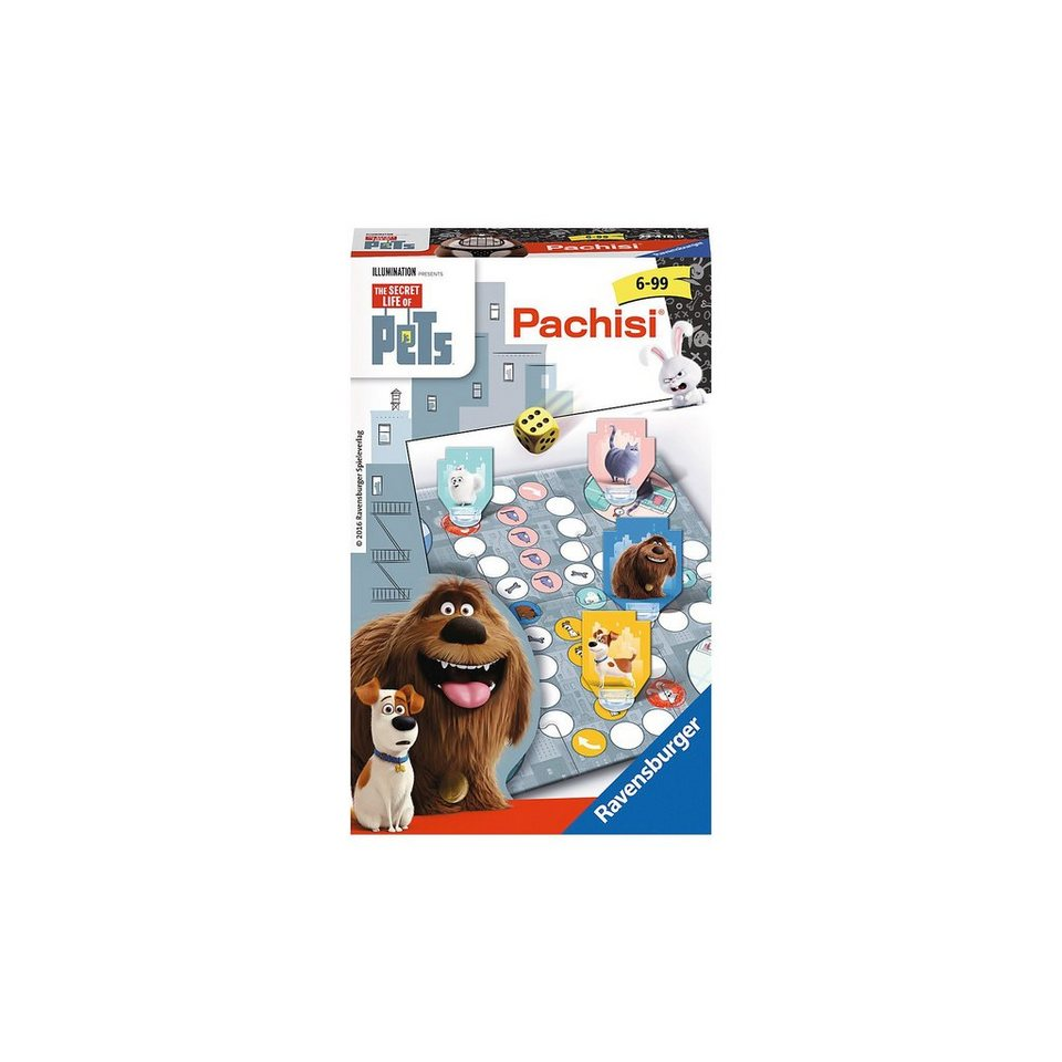 Ravensburger Mitbringspiel Pets pachisi®
