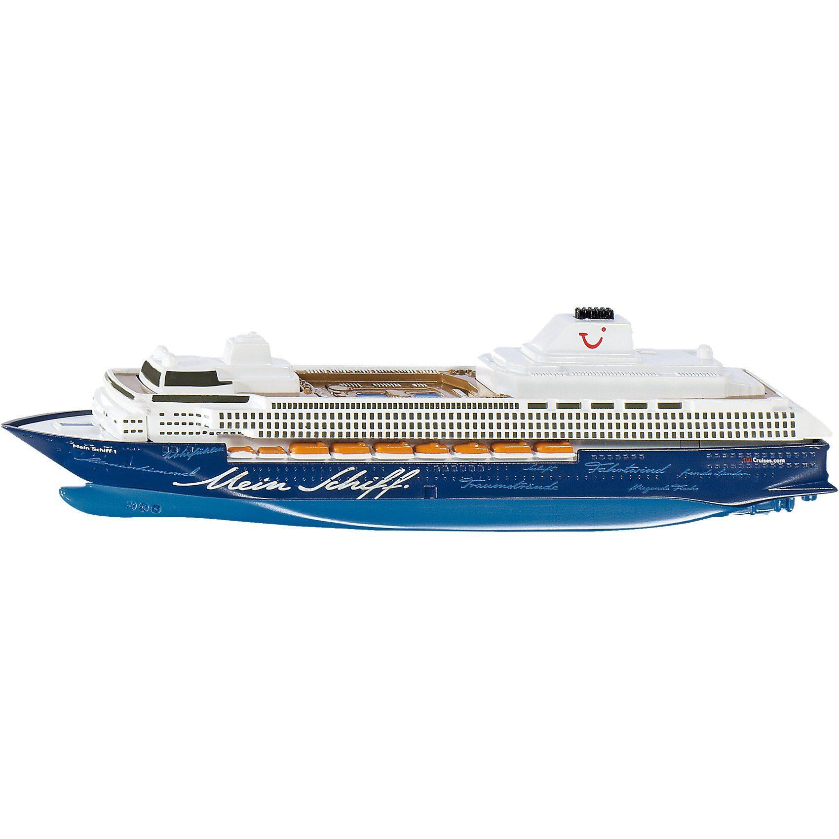 SIKU 1726 Mein Schiff 1, 1:1400