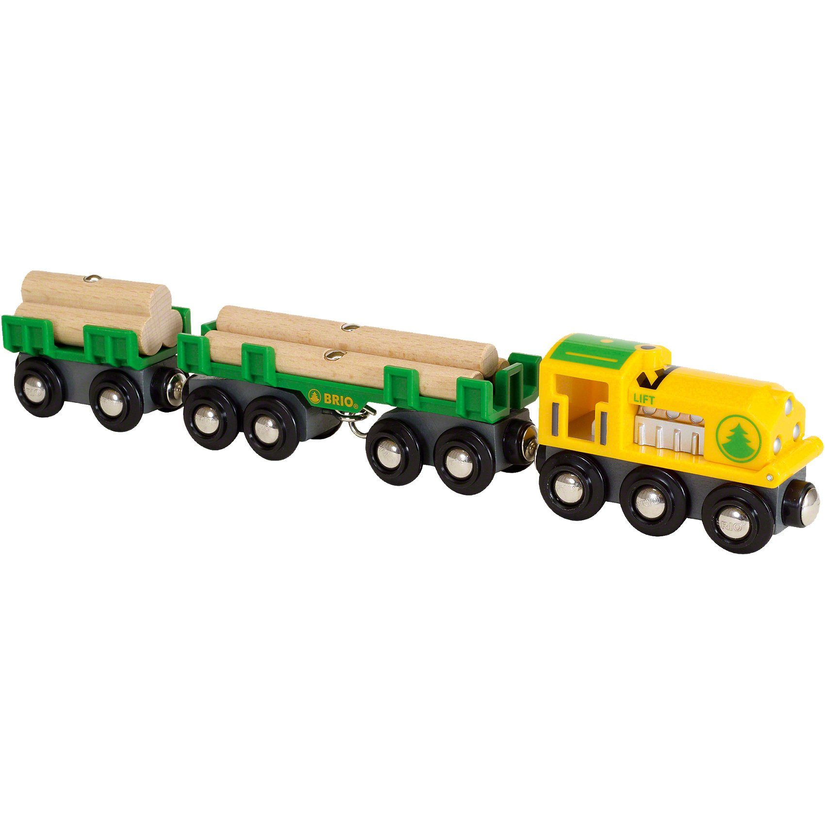 BRIO Holz-Transportzug