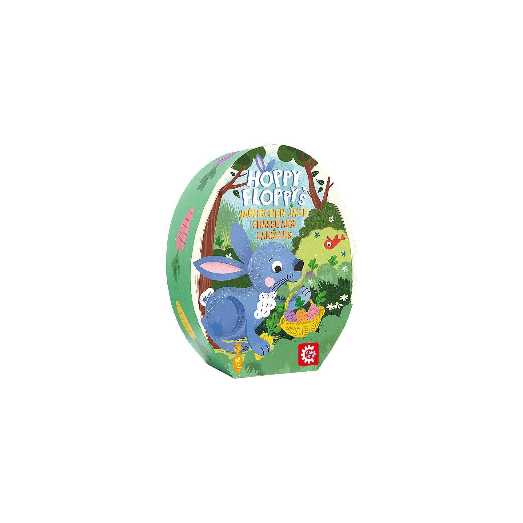 Game Factory Hoppy Floppy´s Möhrchen Jagd