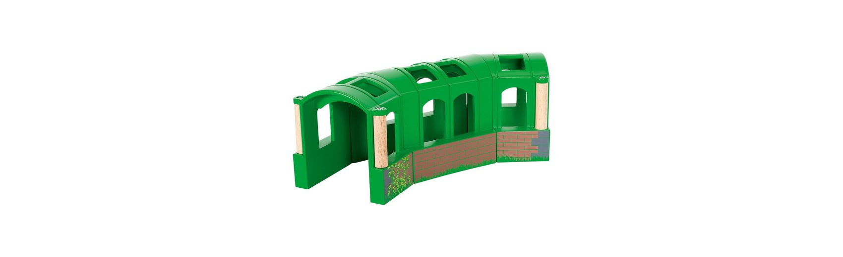 BRIO 33709 Flexibler Tunnel