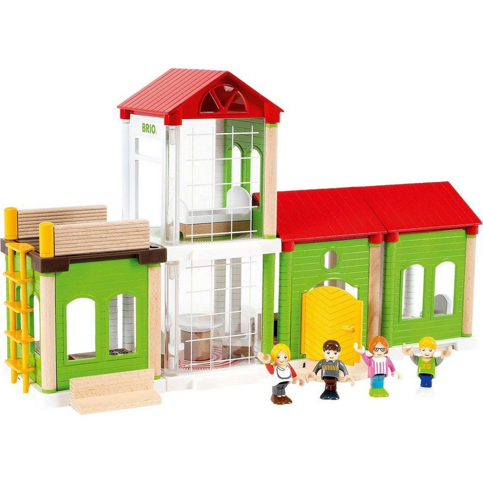 BRIO 33941 Village Familienhaus