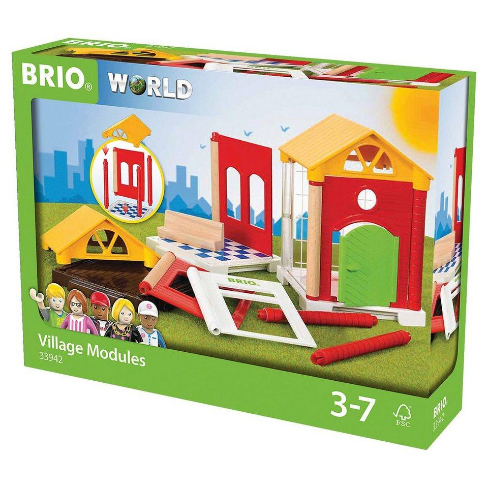 BRIO Village Erweiterungsset
