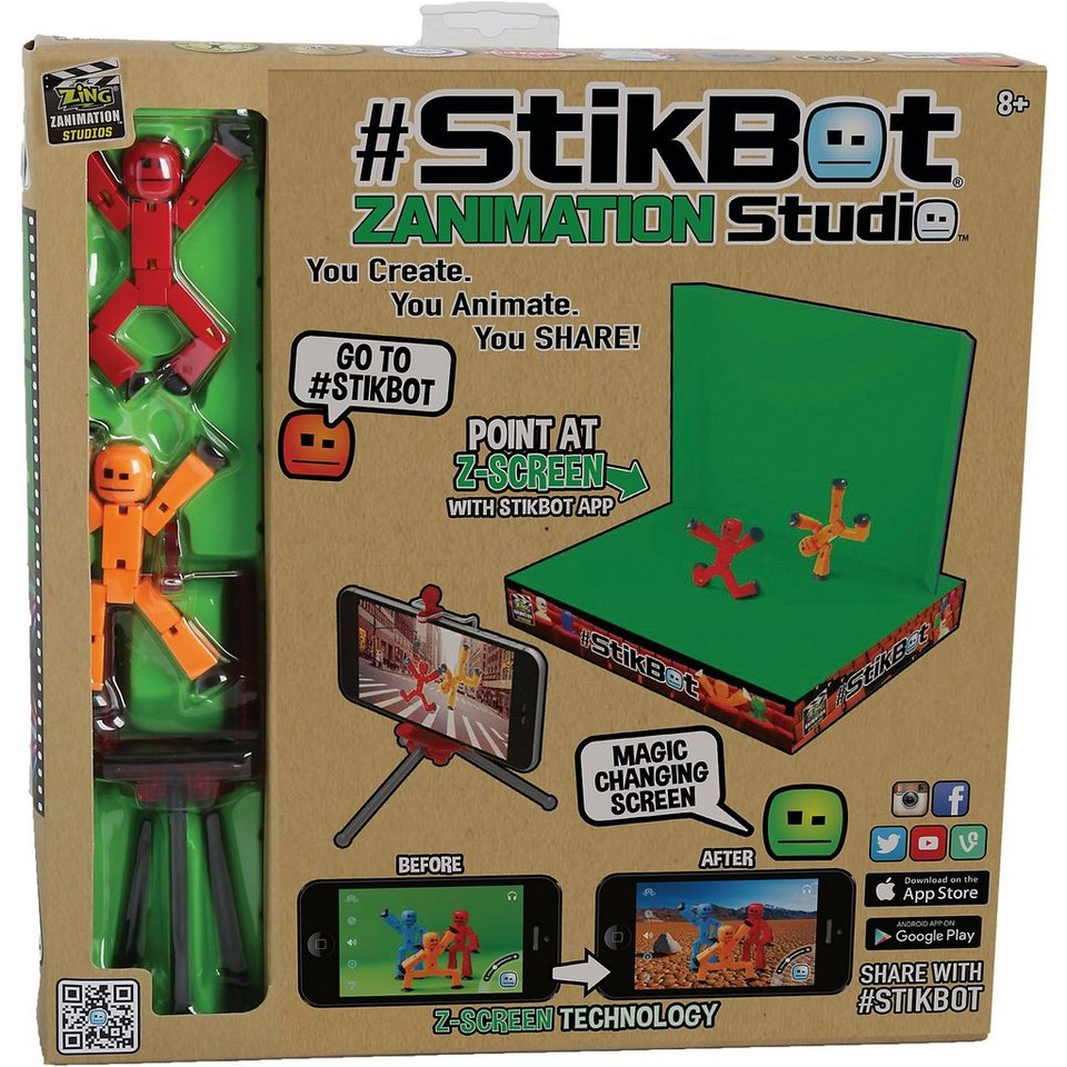 Goliath Stikbot Zanimation Studio