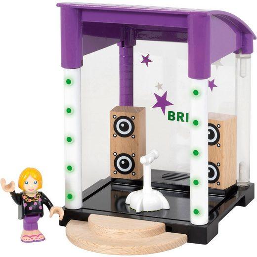 BRIO® Village Bühne mit Licht und Sound