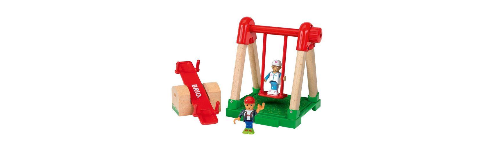 BRIO 33948 Village Spielplatz