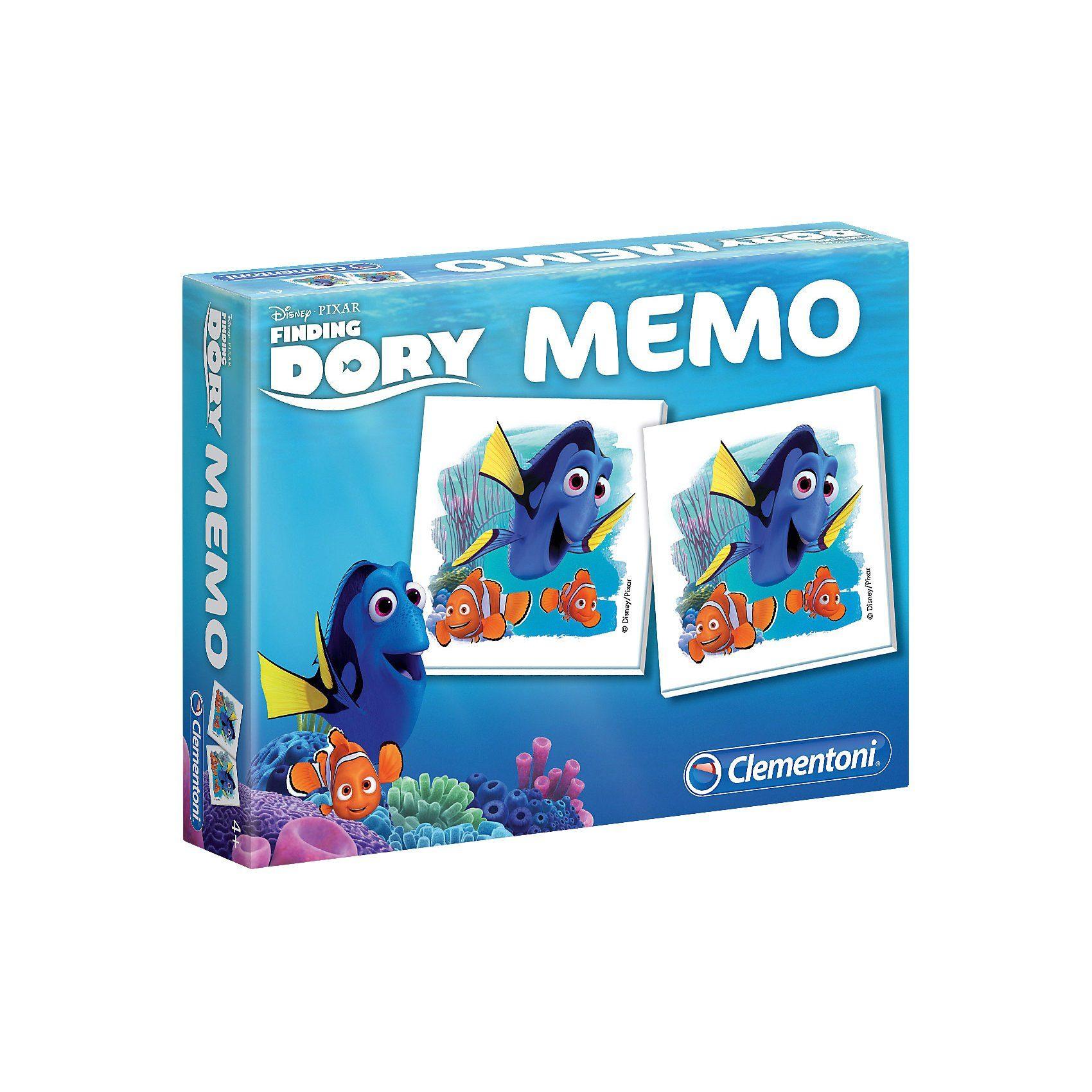 Clementoni Memo Kompakt - Findet Dorie
