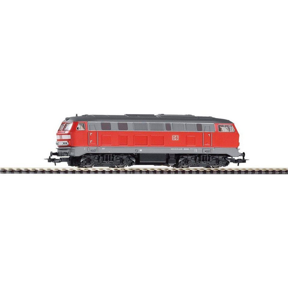 PIKO Spur H0 Diesellok BR 218 DB AG V, Wechselstromversion