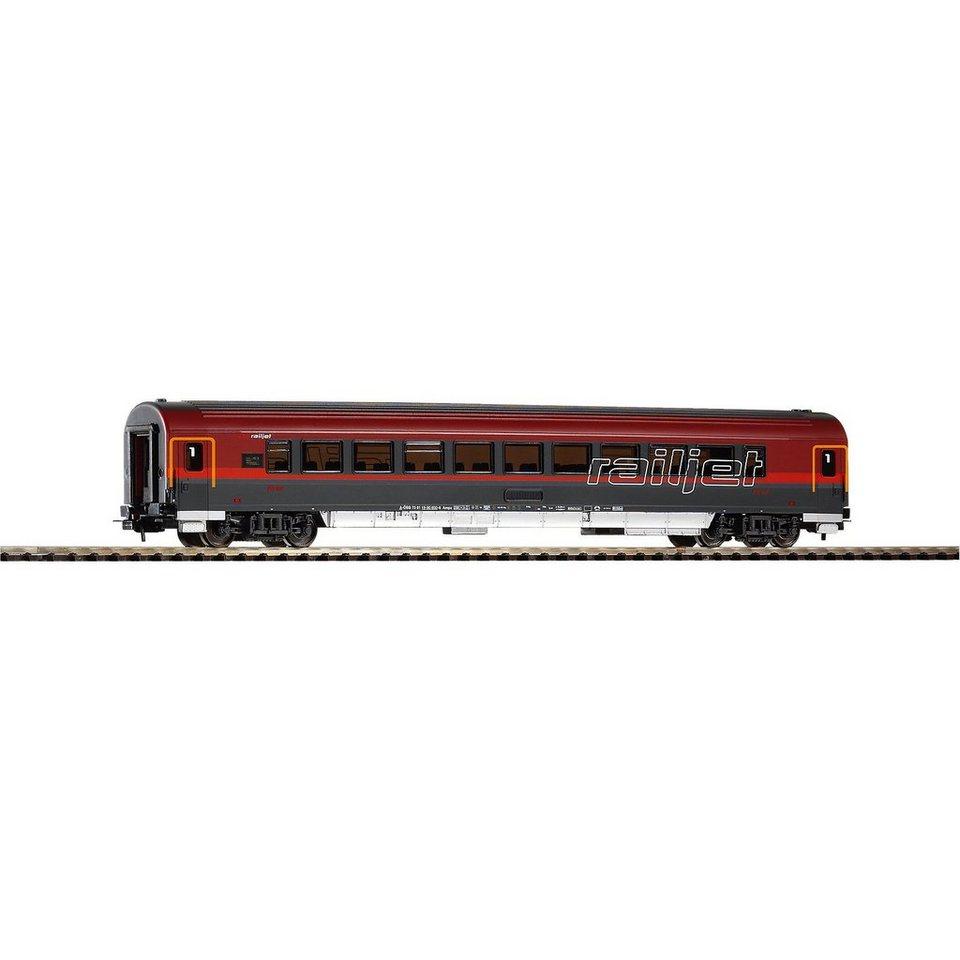 PIKO Spur H0 IC Personenwagen Railjet 1. Klasse