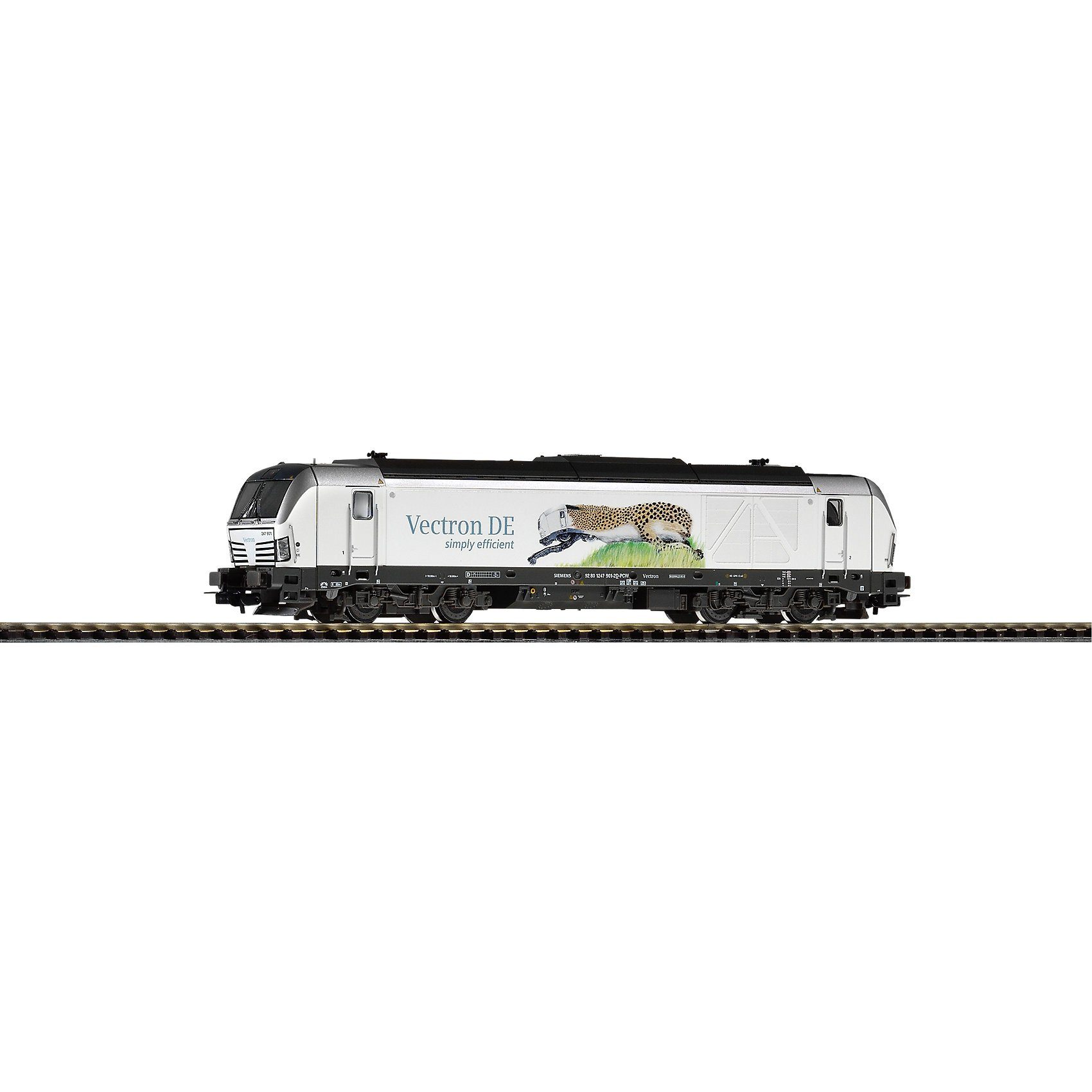 PIKO Spur H0 Diesellok Vectron Siemens VI, Wechselstromversion