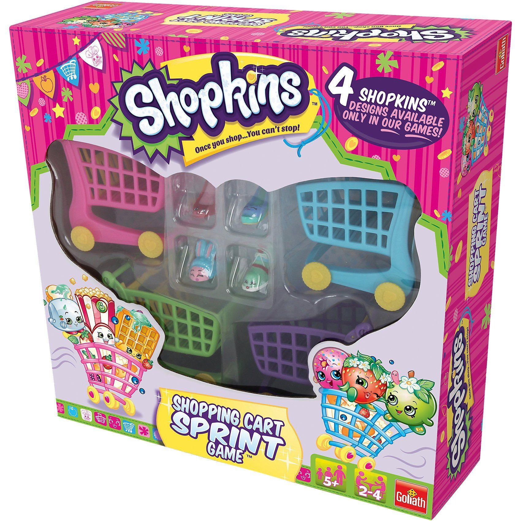 Goliath Shopkins Shopping Cart Sprint