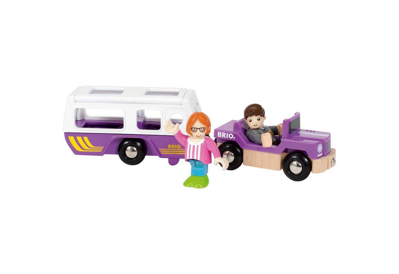 BRIO Village SUV mit Wohnwagen - Preisvergleich