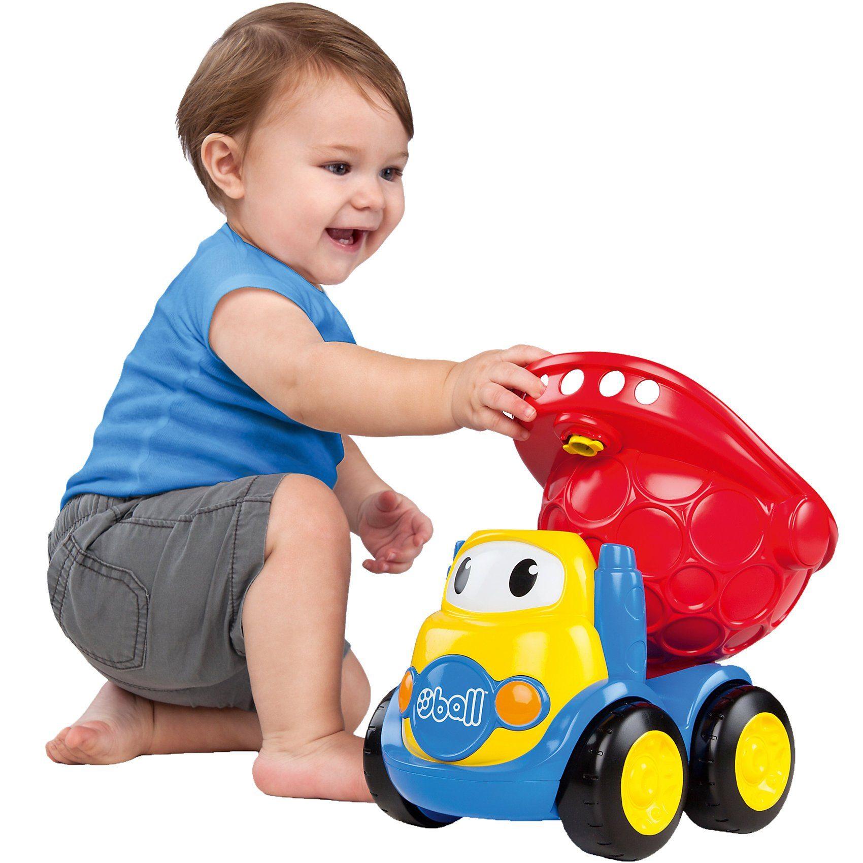 Kids II GoGrippers-Kipplastwagen