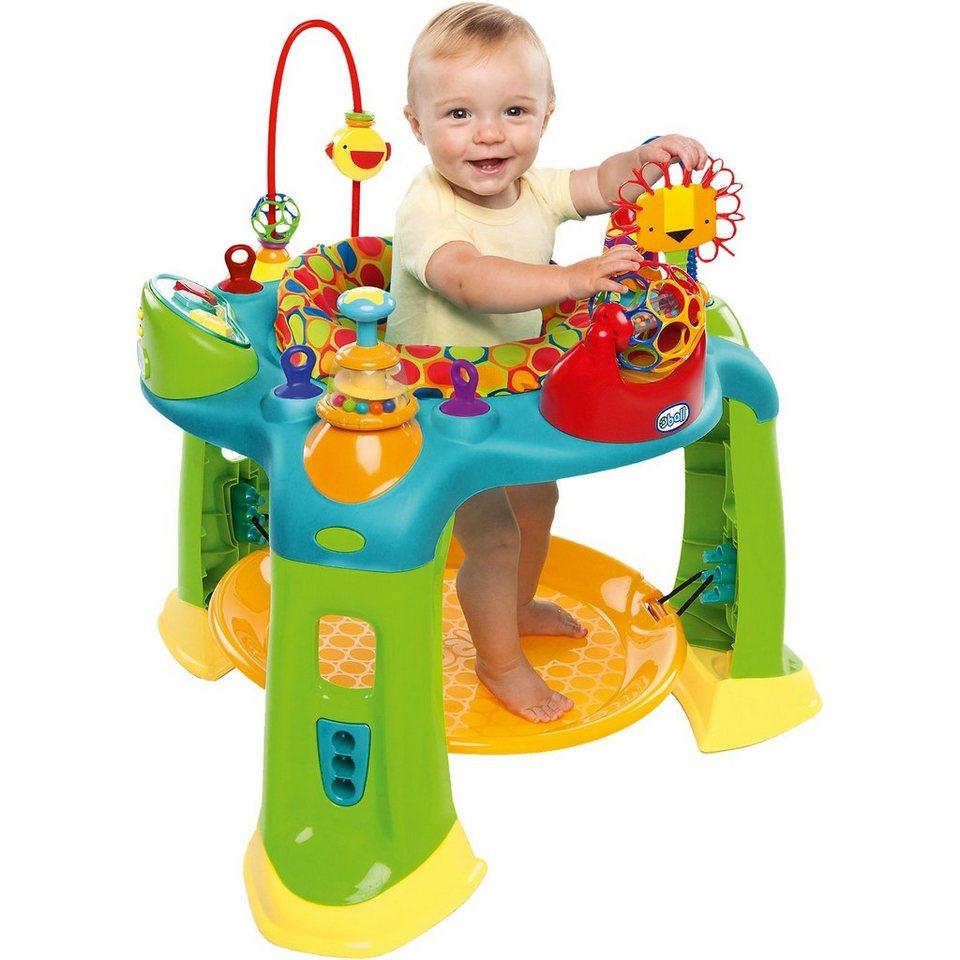 Kids Ii Oball Spielcenter Altersempfehlung Ab 6 Monaten Online