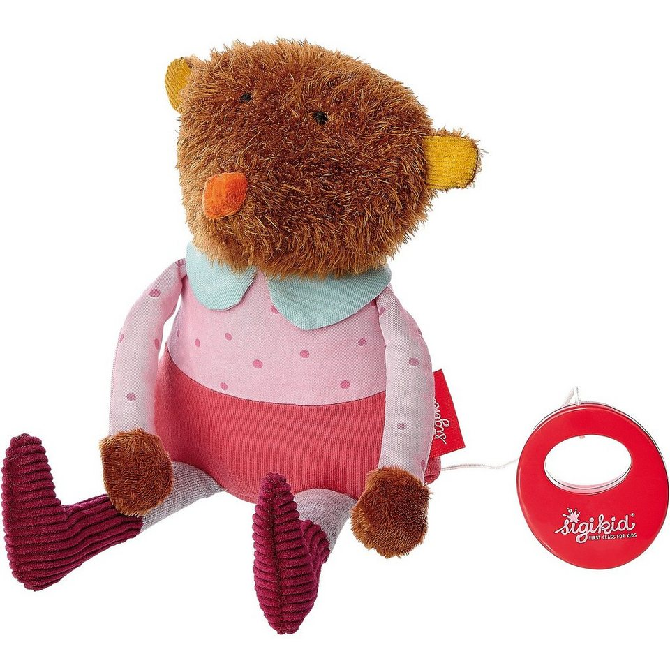 sigikid Spieluhr Bär, Kindergarten Freunde