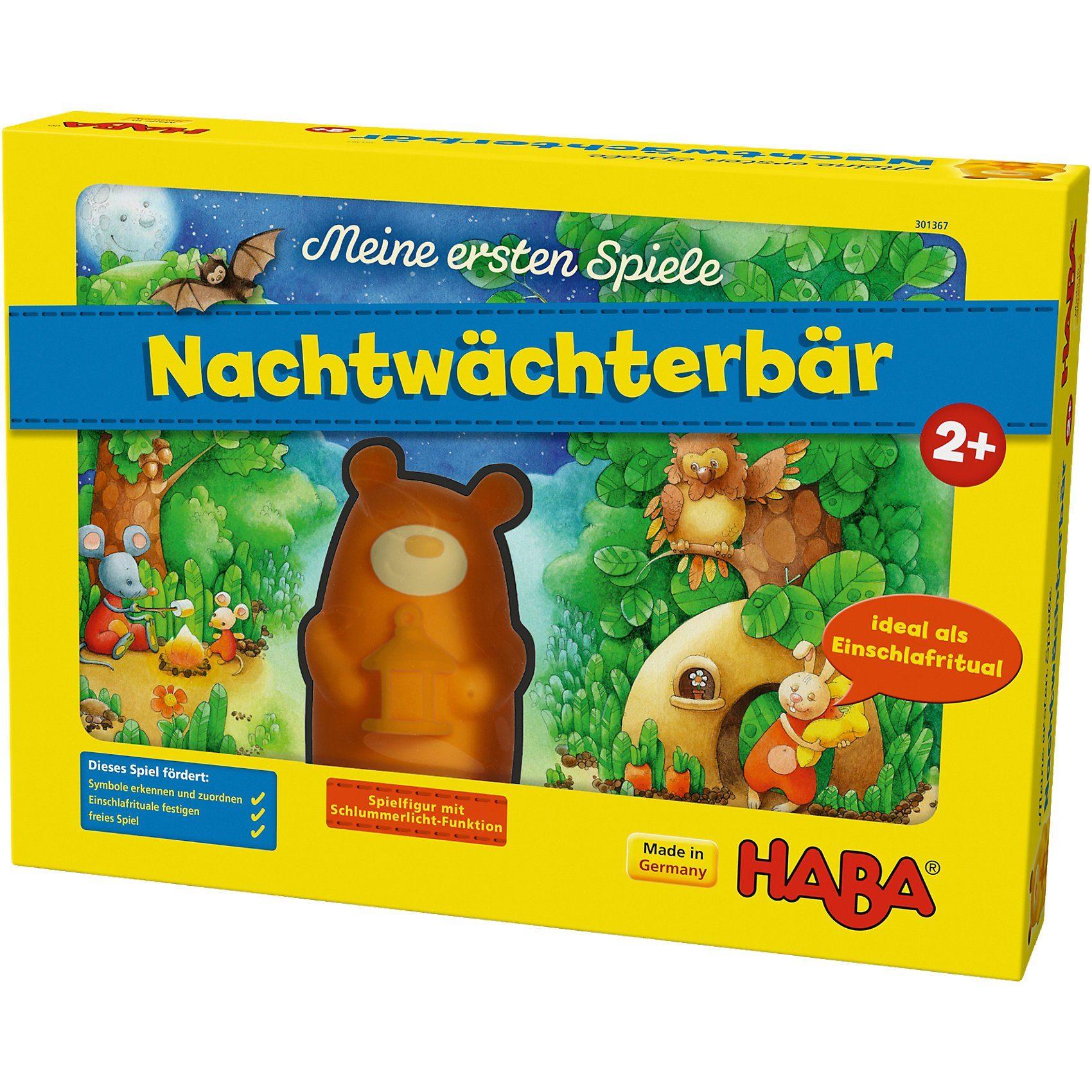 Haba Meine ersten Spiele - Nachtwächterbär