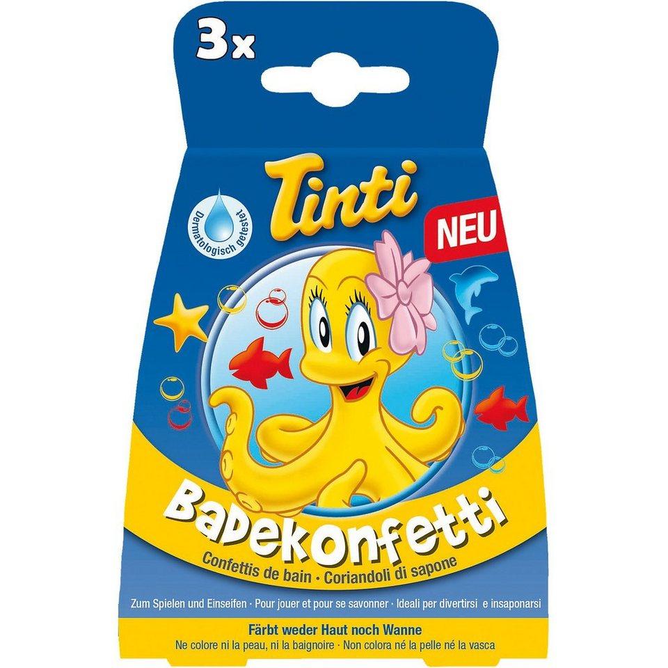 TINTI - Badekonfetti, 3er Pack