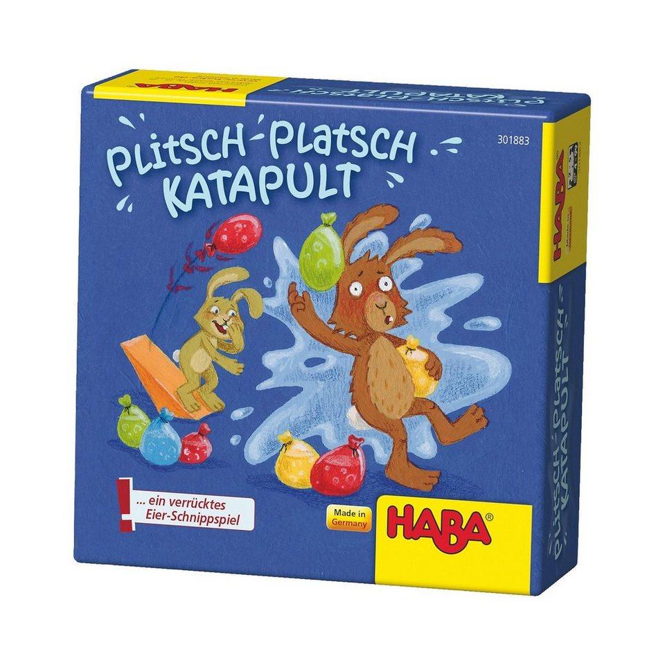 Haba Plitsch-Platsch-Katapult