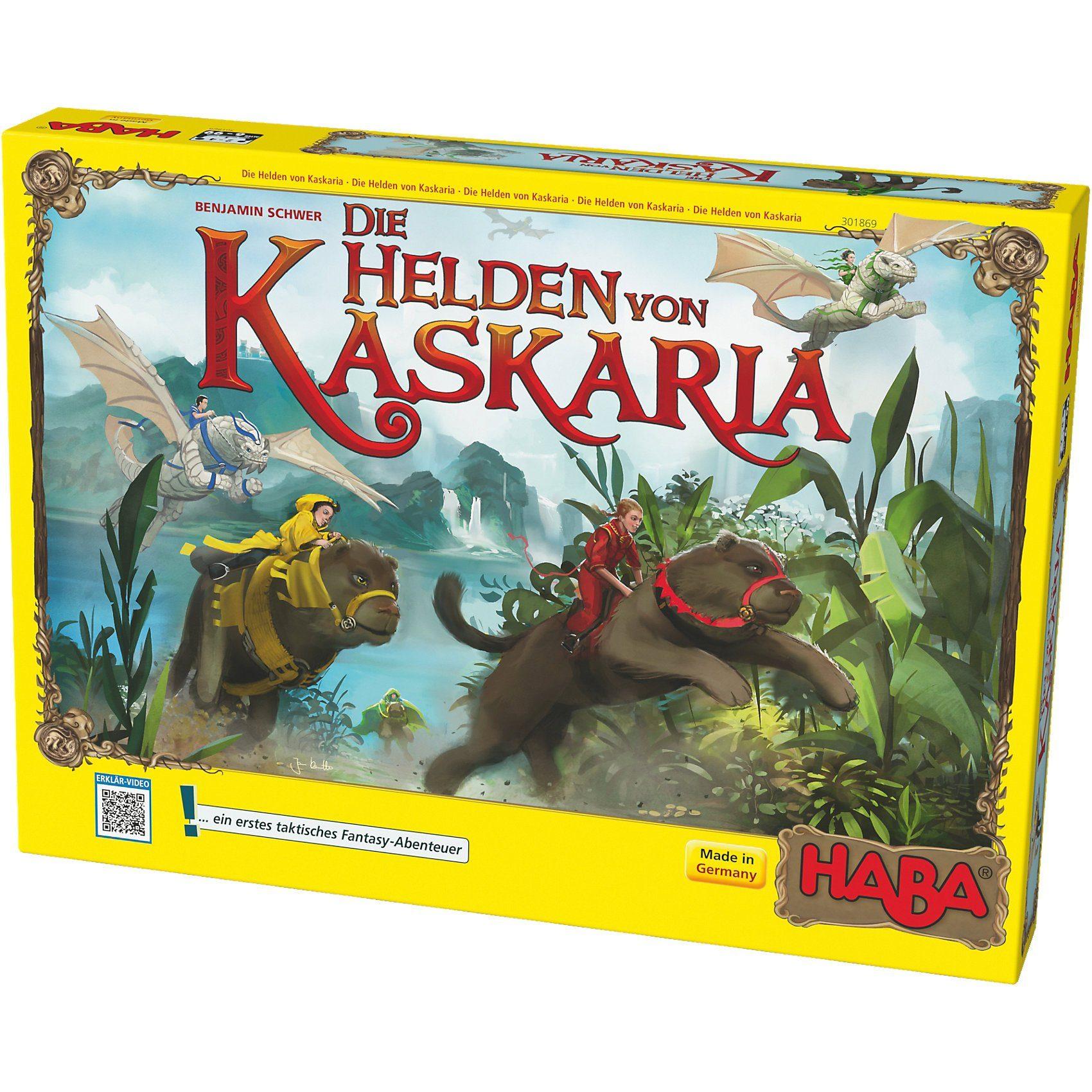 Haba Die Helden von Kaskaria