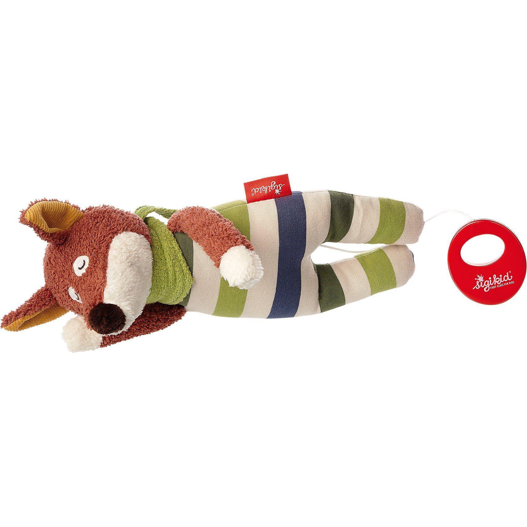 sigikid Spieluhr, Fudallo Fox
