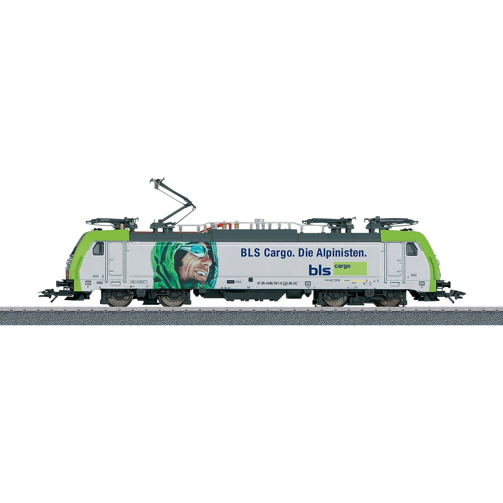 Märklin START UP 36624 Elektrolokomotive Reihe 486 der BLS AG