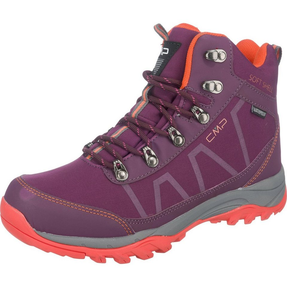 CMP Soft Naos Trekking Schuhe High in lila