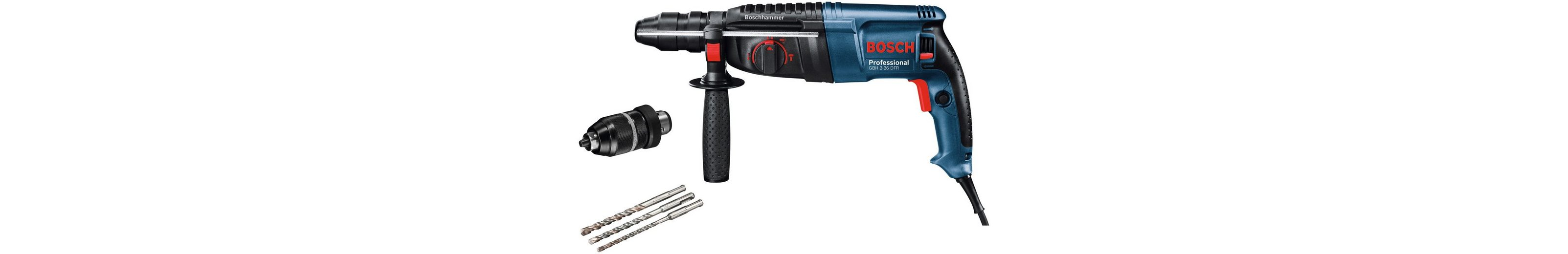 Bohrhammer »GBH 2-26 DFR«