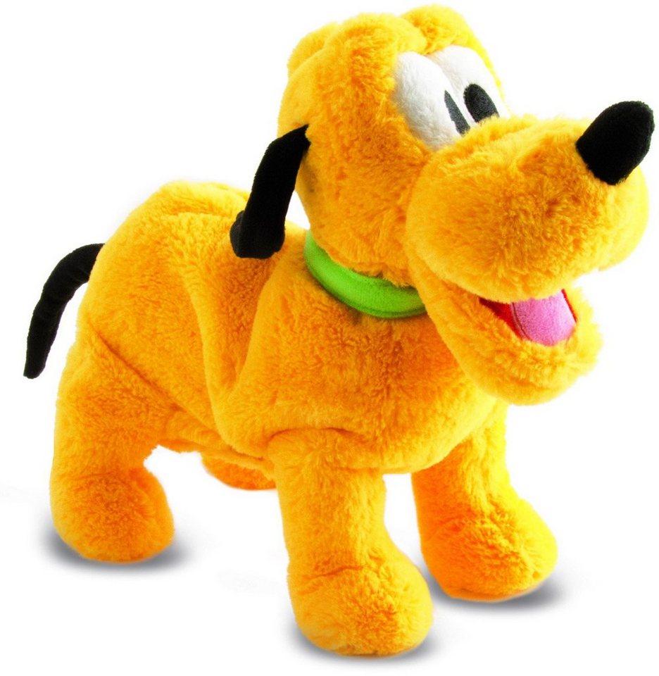 IMC Toys Plüschtier mit Funktion, »Club Petz Funny Pluto« in gelb