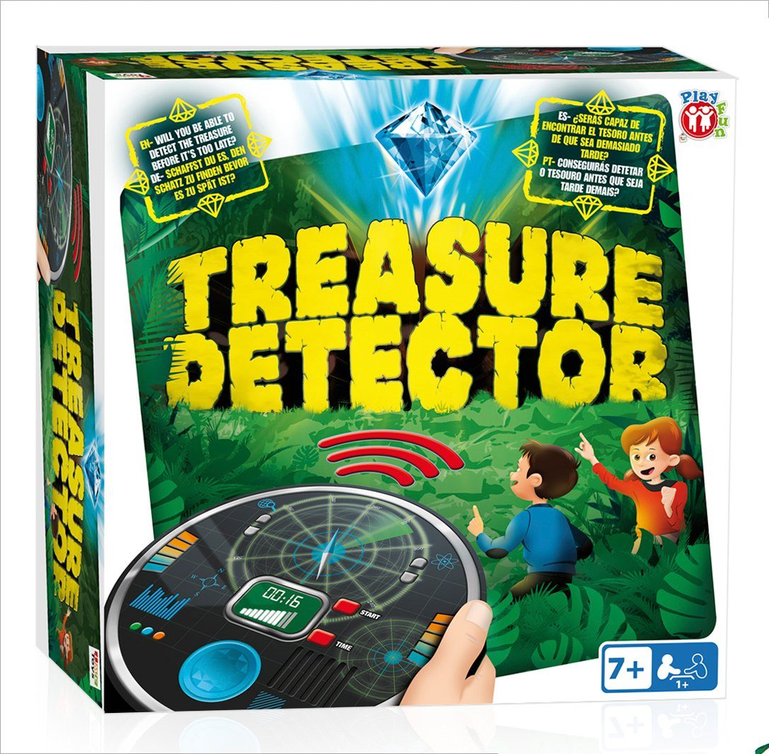 IMC Toys Elektronisches Spielset, »Tresor Detector«