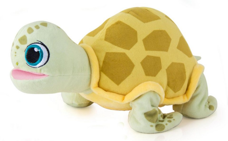 IMC Toys Laufendes Kuscheltier mit Sound, »Club Petz Martina die kleine Schildkröte« in grün
