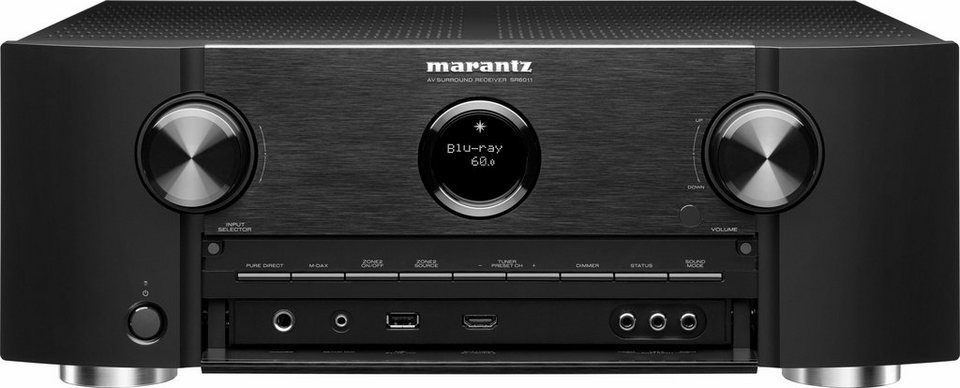 Marantz SR6011 9-Kanal AV-Receiver (3D, Spotify Connect ...