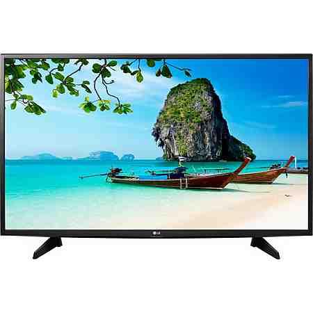 LG 49LH590V, LED Fernseher, 123 cm (49 Zoll), 1080p (Full HD), Smart-TV