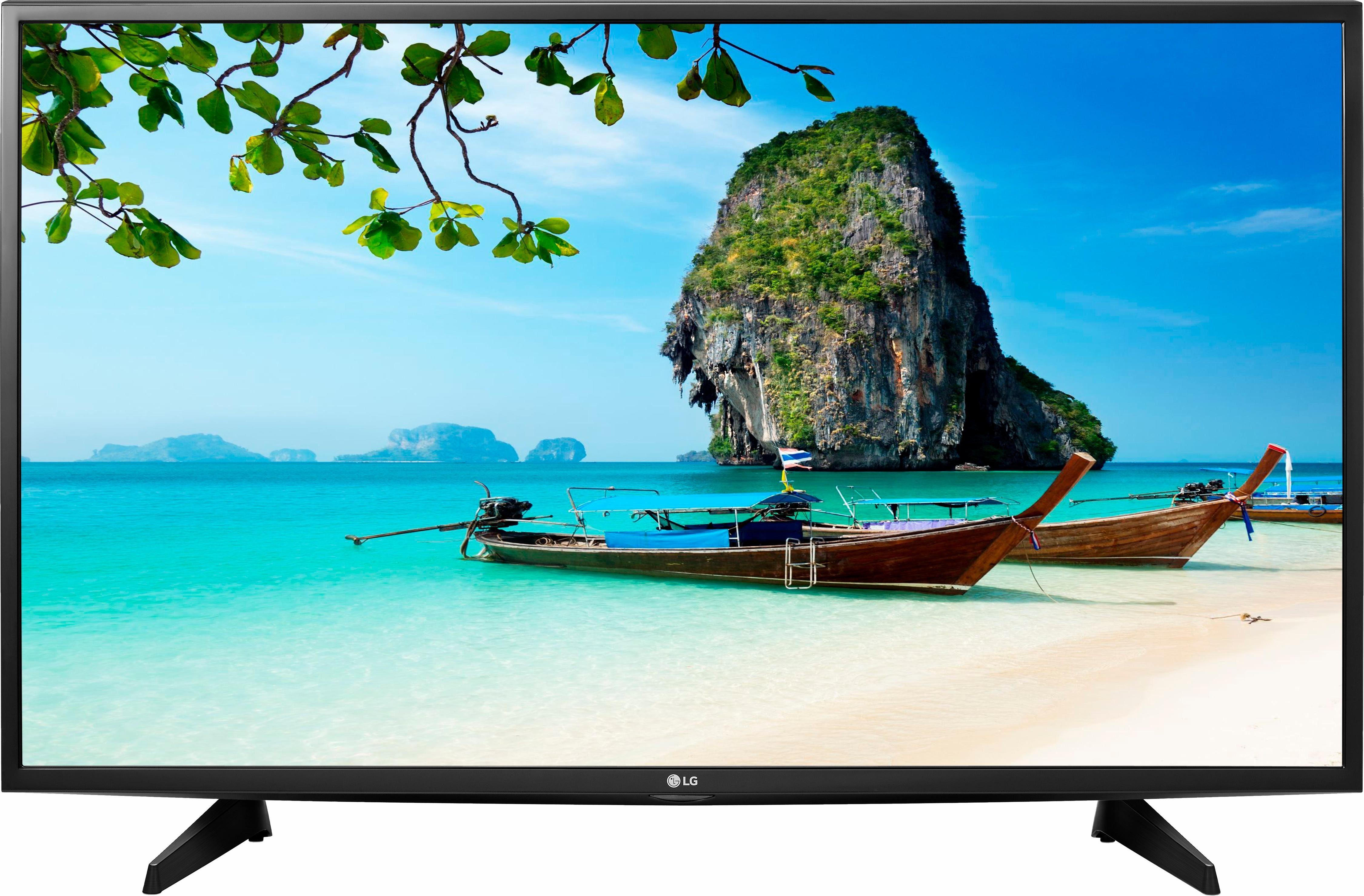 LG 43LH590V, LED Fernseher, 108 cm (43 Zoll), 1080p (Full HD), Smart-TV