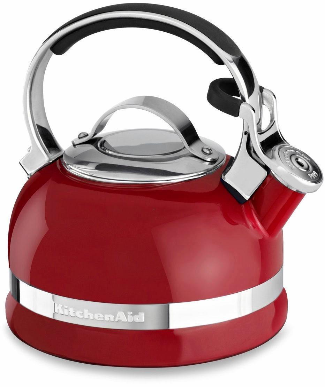 KitchenAid Wasserkessel KTEN20SBER | Küche und Esszimmer > Küchengeräte > Wasserkocher | Edelstahl | KitchenAid