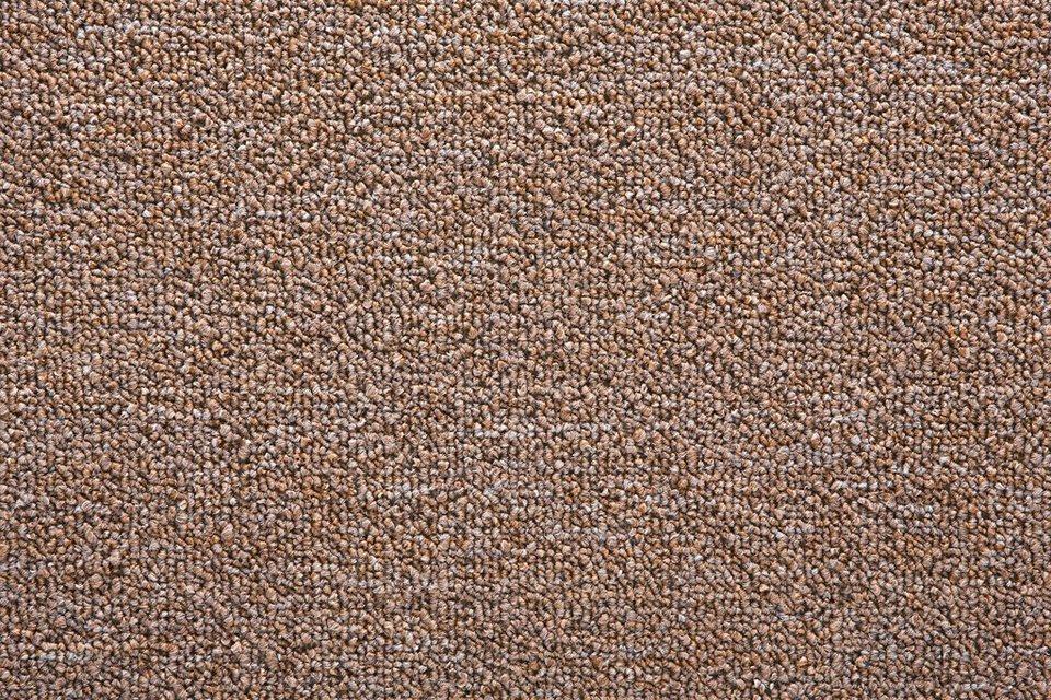 Teppichboden »Bob«, Festmaß 3,5x4 m in cognacfarben