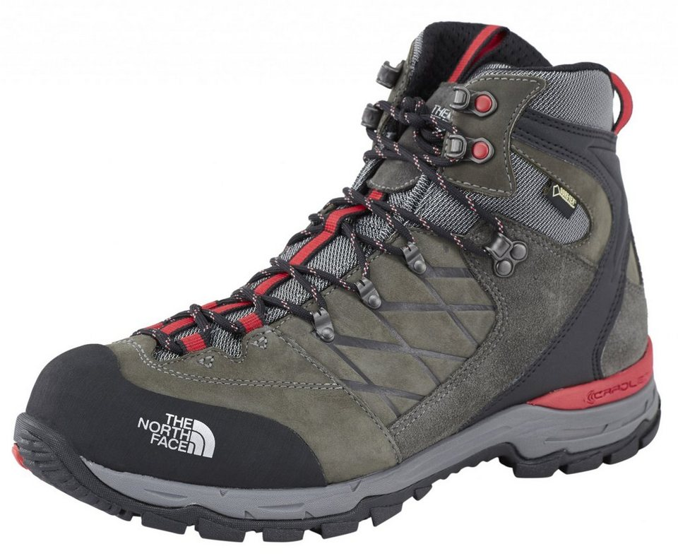 The North Face Kletterschuh »Verbera Hiker II GTX Shoes Men« in grau