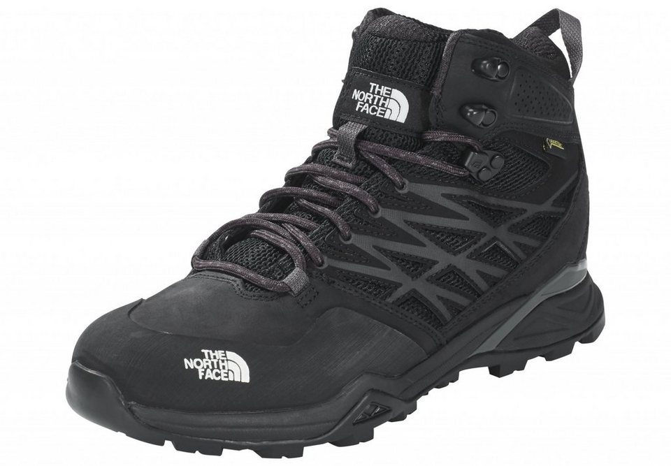 The North Face Kletterschuh »Hedgehog Hike Mid GTX Shoes Men« in schwarz