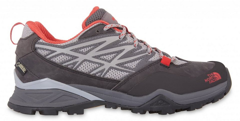 The North Face Kletterschuh »Hedgehog Hike GTX Shoes Women« in grau
