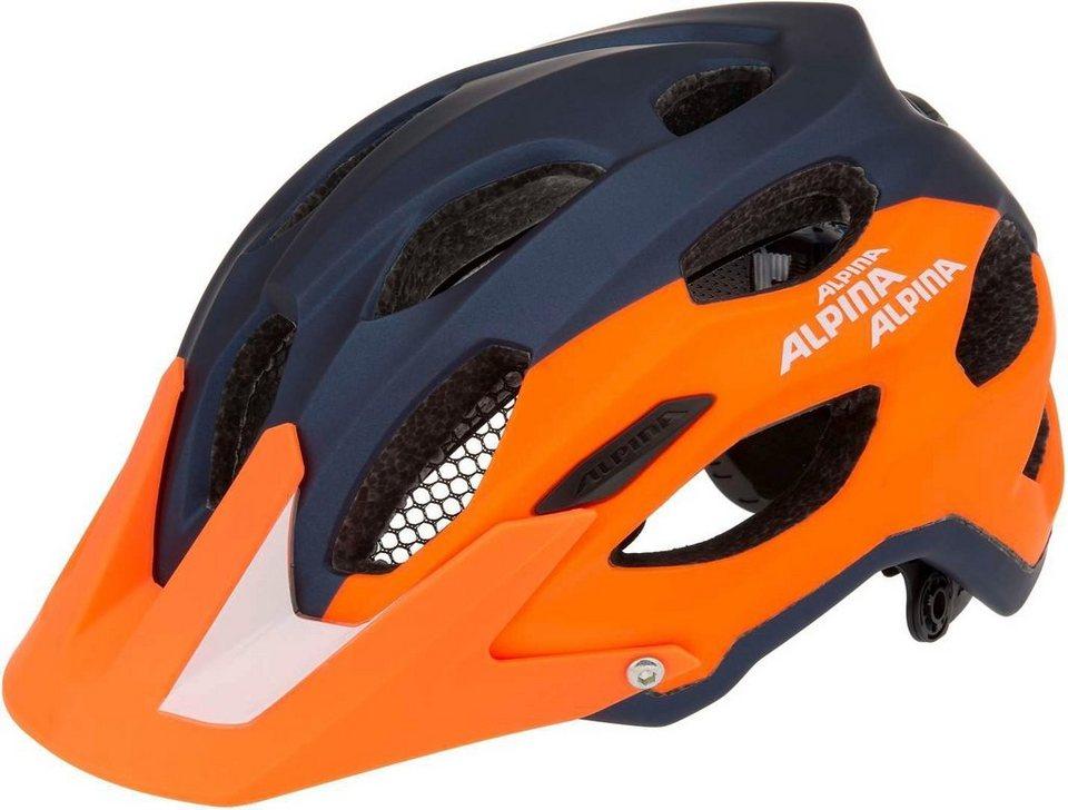 Alpina Fahrradhelm »Carapax Helm« in blau