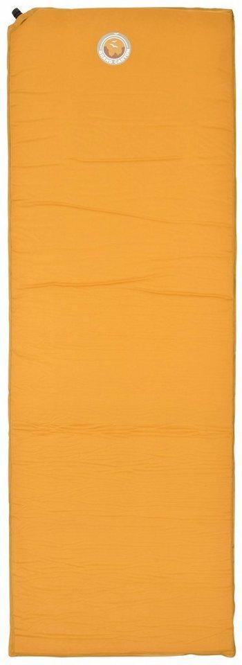 Grand Canyon Luftmatratze »Cruise 5.0 Self-Inflatable Mat« in orange