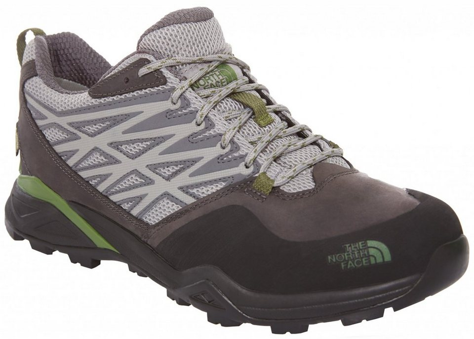 The North Face Kletterschuh »Hedgehog Hike GTX Shoes Men« in grau