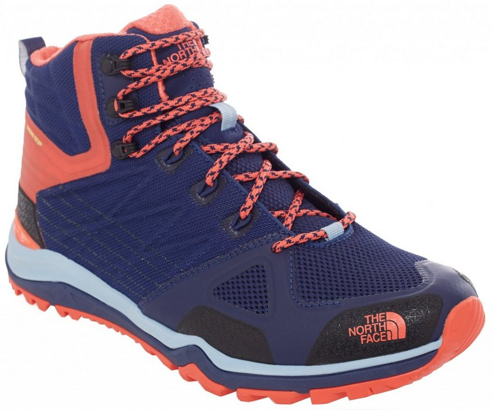 The North Face Kletterschuh »Ultra Fastpack 2 Mid GTX Shoes Women« in blau
