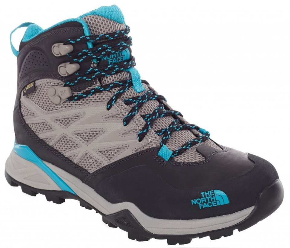 The North Face Kletterschuh »Hedgehog Hike Mid GTX Shoes Women« in grau