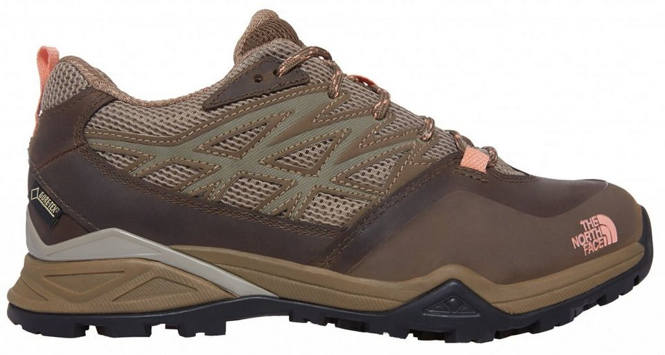 The North Face Kletterschuh »Hedgehog Hike GTX Shoes Women« in braun