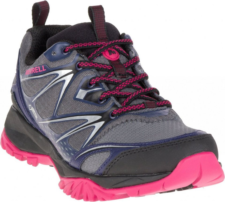 Merrell Kletterschuh »Capra Bolt Gore-Tex Shoes Women« in grau