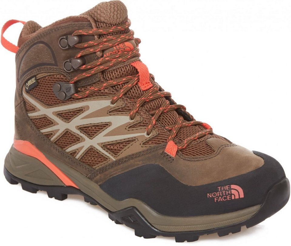 The North Face Kletterschuh »Hedgehog Hike Mid GTX Shoes Women« in braun