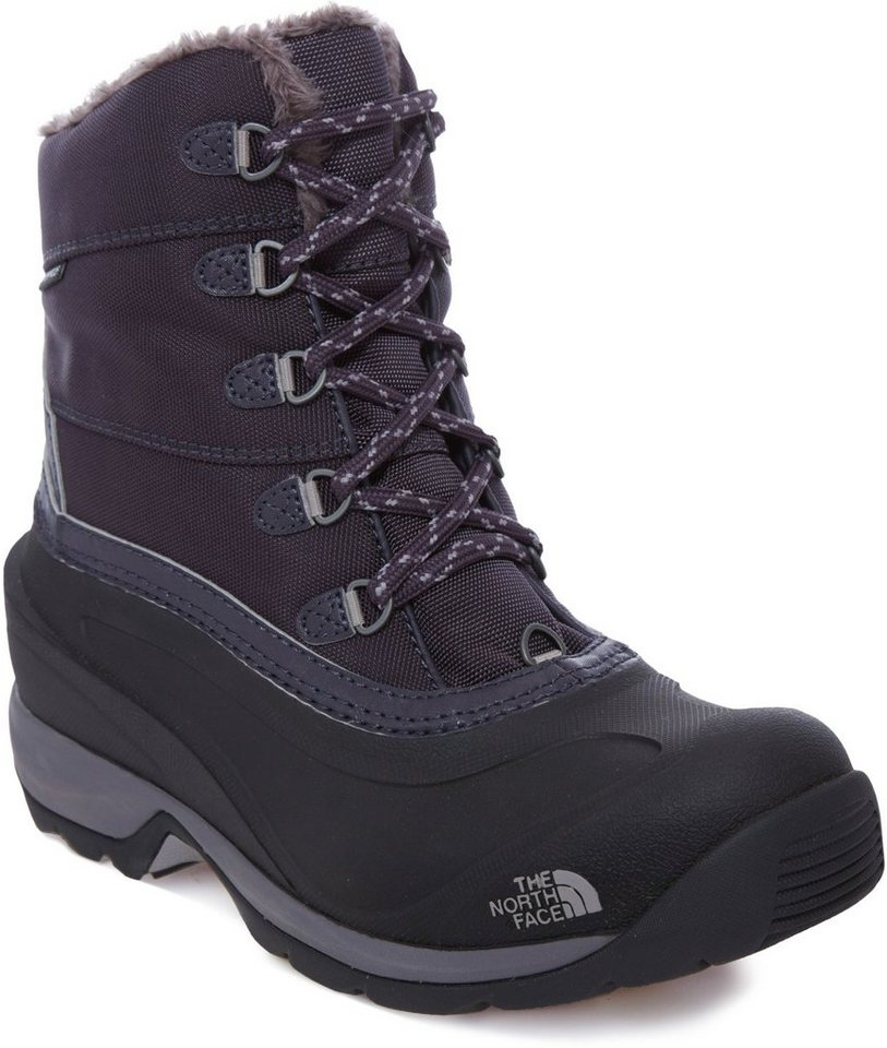 The North Face Kletterschuh »Chilkat III Nylon Shoes Women« in schwarz
