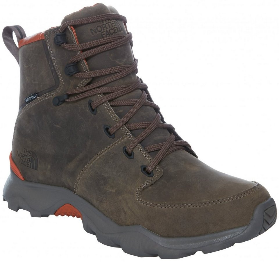 The North Face Kletterschuh »Thermoball Versa Shoes Men« in braun