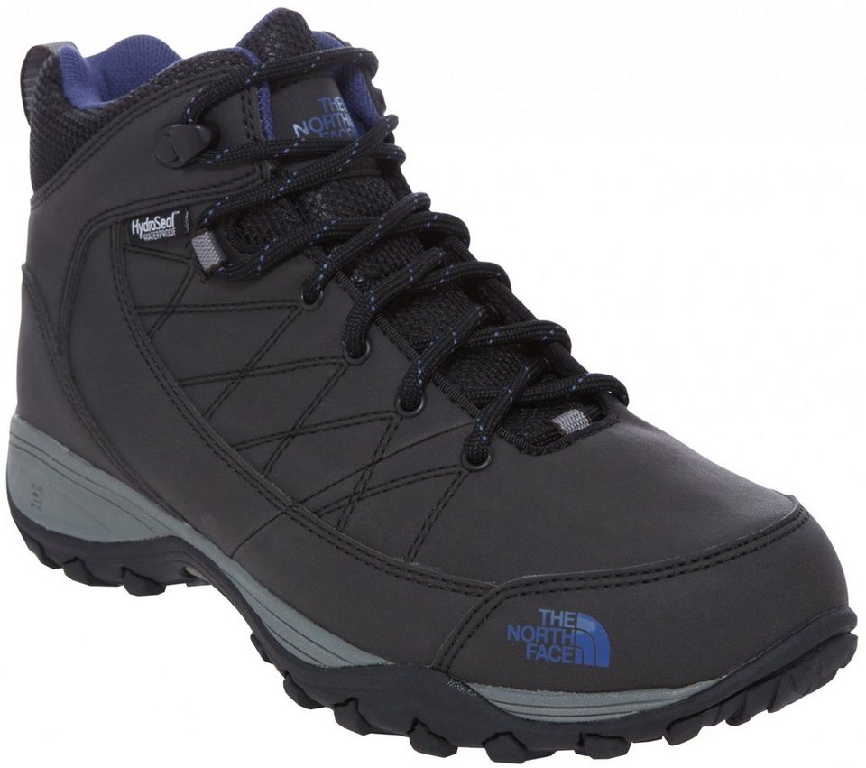 The North Face Kletterschuh »Storm Strike WP Shoes Women« in schwarz
