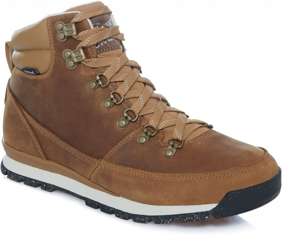 The North Face Kletterschuh »Back-to-Berkeley Redux Leather Shoes Men« in braun